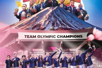 La France rayonne aux Jeux Olympiques